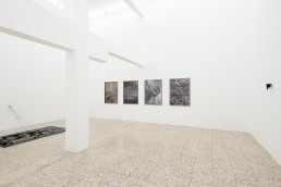 Alexandros Tzannis | Earth Will Remain, We Are the Shipwreck, installation view